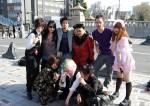 Remi & Toyo en Japon